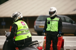CBT instruction at Access Driver Training